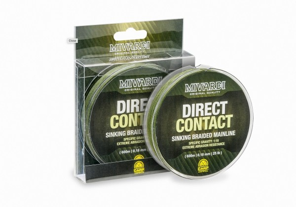 DirectContact Sinking braid 0,18mm 600m