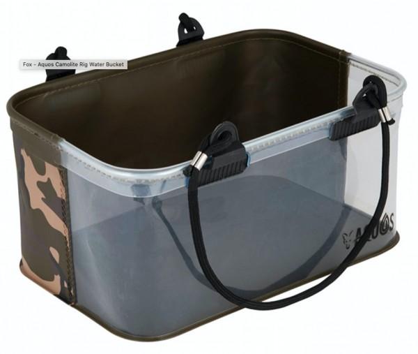 Fox - Aquos Camolite Rig Water Bucket