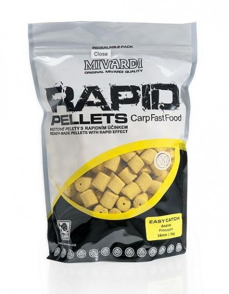 Rapid pellets Easy Catch Pineapple 1 kg 16 mm