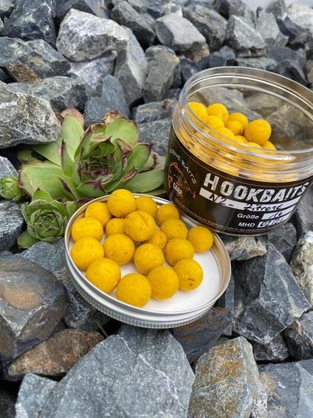 Hookbaits N2 Zitrone 16/20mm gemischt
