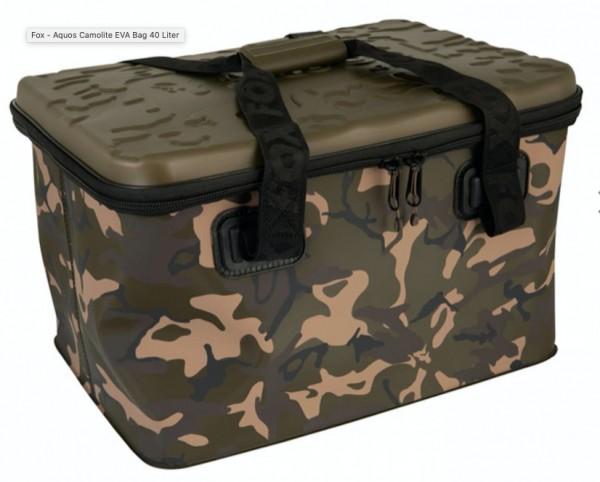 Fox - Aquos Camolite EVA Bag 40 Liter