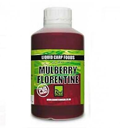 Rod Hutchinson - Mulberry Florentine Liquid Carp Food 500ml