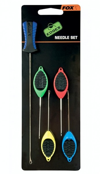 Fox - Edges Deluxe Needle Set