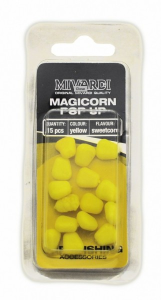 MagiCorn Pop Up - Sweetcorn gelb