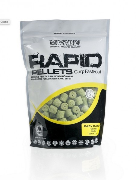 Rapid pellets Easy Catch Garlic 1 kg 16 mm